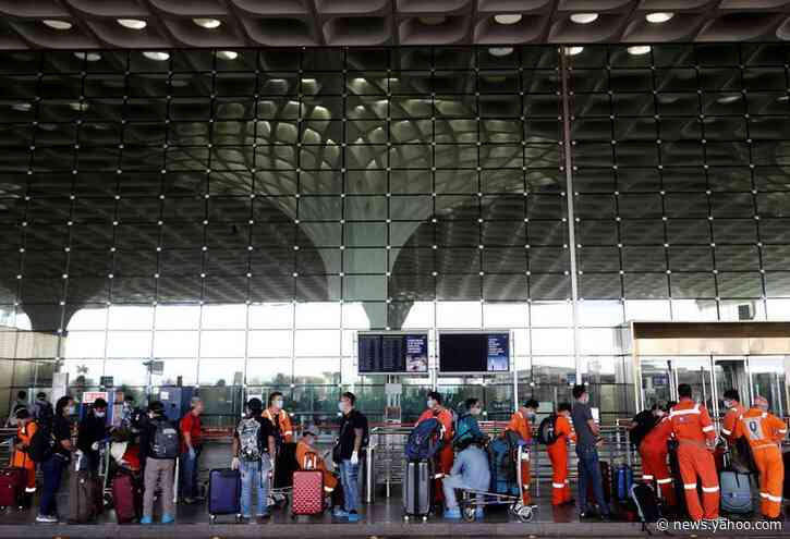 India air travel restart hits chaos and cancellations