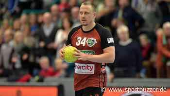 Recke Morten Olsen ist als Spieler der Saison in der Handball-Bundesliga nominiert - Sportbuzzer