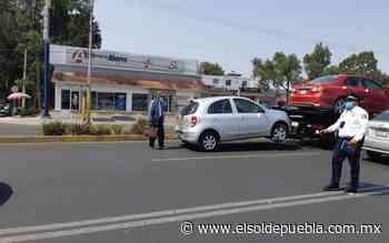 Disminuye movilidad urbana en 70 por ciento en San Pedro Cholula - El Sol de Puebla