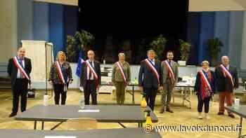 Harnes : Philippe Duquesnoy en route pour un troisième mandat. - La Voix du Nord