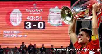 Liverpool's untold dressing room story from half time in Istanbul