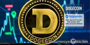 DogeCoin (DOGE) on BitPanda as a Winner with 30% Vote Community Goes wow and So Doge - The Cryptocurrency Analytics