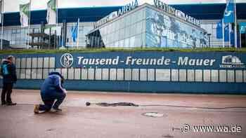 Schalker Arena steht nun offiziell auf dem Rudi-Assauer-Platz - wa.de