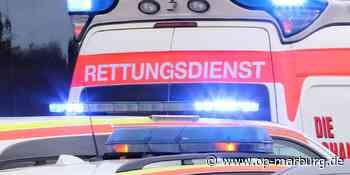 B62 - Drei Leichtverletzte nach Unfall - Oberhessische Presse