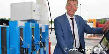 Eröffnung - Jetzt ist die Tankstelle wirklich offen - Oberhessische Presse