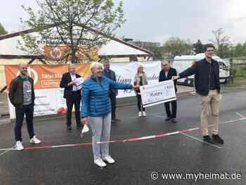 Rotary Clubs Marburg, Wetter und Stadtallendorf spenden der Marburger Tafel 13.000,00 € - Stadtallendorf - myheimat.de - myheimat.de