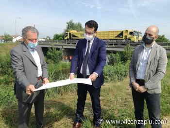 Prove di carico al ponte di Vivaro a Dueville, al via verifiche statiche sui ponti provinciali per 270mila euro - Vicenza Più