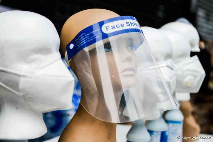 You're Getting Used to Masks. Will You Wear a Face Shield?
