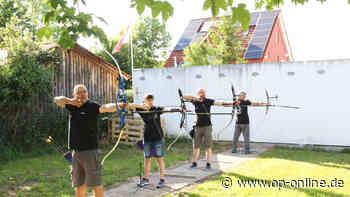 Sportschützen in Langenselbold (Main-Kinzig-Kreis) stellen neue Außenanlage fertig. | Langenselbold - op-online.de