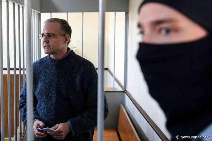 Russian prosecutors seek 18 years for ex-US marine in spy trial