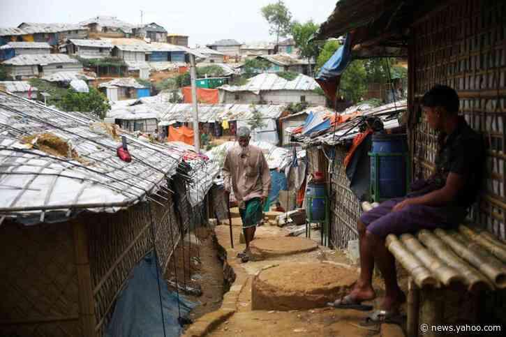 Myanmar updates U.N. court on 'confidential' Rohingya measures