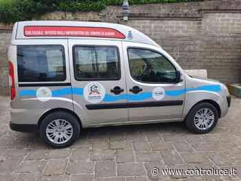 Albano Laziale, i Servizi Sociali inaugurano il Taxi Sociale per gli spostamenti delle persone fragili - Controluce Notizia