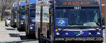 RTC: retour aux montées par la porte avant des autobus