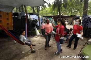 Cuban doctors and nurses seeking asylum keep border clinic running during pandemic