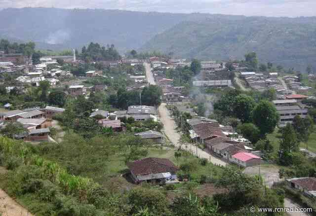 Disidencias de las Farc hostigaron la población de Cajibío, Cauca - RCN Radio