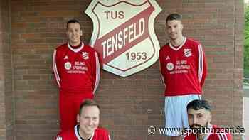 TuS Tensfeld holt Quartett vom SV Wahlstedt - Sportbuzzer