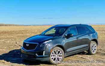 Cadillac XT5: il mérite qu'on lui donne une chance