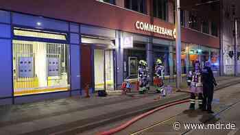 Nach Sprengung eines Geldautomaten in Nordhausen: Täter gehen leer aus | MDR.DE - MDR