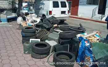 En Jiutepec: Habrá descacharrización programada - El Sol de Cuernavaca