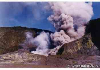 Welcome To IANS Live - SCI-TECH and HEALTH - How drones can better monitor explosive volcanoes - IANS