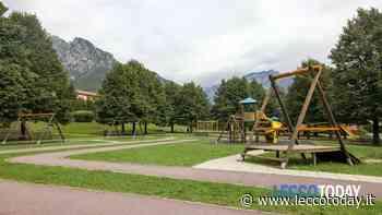 Valmadrera: riaperti (senza giochi) i parchi di via Casnedi e San Francesco d'Assisi - LeccoToday