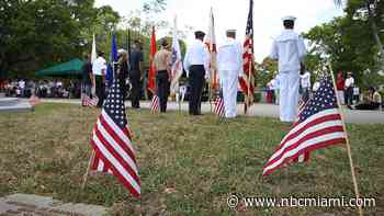 Several South Florida Cities Hold Virtual Memorial Day Events Amid Pandemic