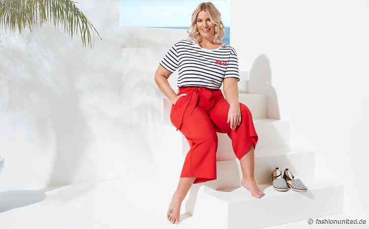 Rock Your Curves: Zweite Kollektion von Model Angelina Kirsch bei ALDI