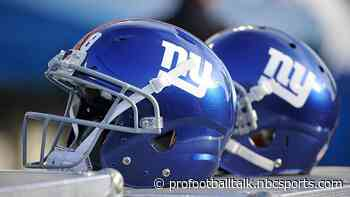 Giants add coach to offensive staff