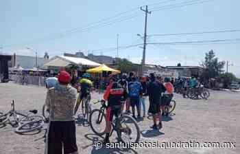 Celebran en Matehuala maratón para despedir el Covid 19 - Quadratín - Quadratín San Luis