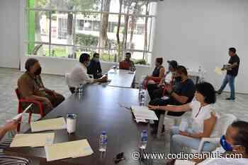Inicia proceso de desconcentración del DIF Matehuala - Código San Luis