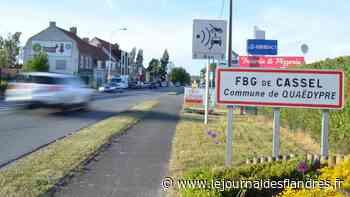Socx/Bergues/Quaëdypre : des giratoires dans la zone de la Croix-Rouge B - Le Journal des Flandres