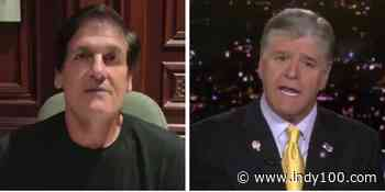 Sean Hannity left speechless after Fox News guest Mark Cuban turns on Trump - indy100