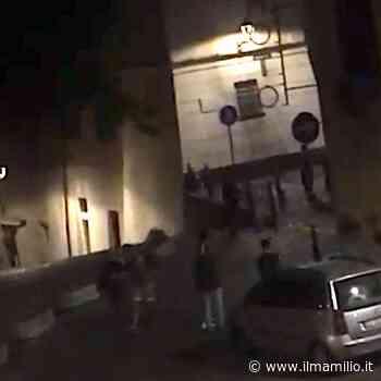 Caos notturno a Frascati: la segnalazione da via Diaz - ilmamilio.it - L'informazione dei Castelli romani
