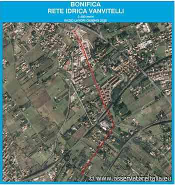 Frascati, a giugno la sostituzione della rete idrica in zona Vanvitelli - L'Osservatore d'Italia