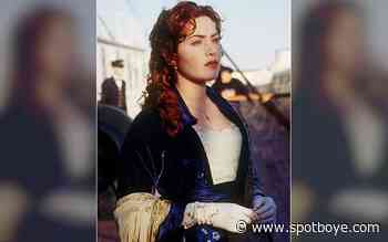Titanic: Kate Winslet Aka Rose's UNSEEN Before And After VFx Picture Will Leave You Amused - SpotboyE