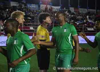 THE FOOTBALL FAMILY: PART 4. NIGERIA | News - Leisure Leagues News