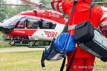 Schwerer Unfall bei Oberursel nahe Frankfurt: Bikerin (39) kracht in Auto und wird schwer verletzt - TAG24