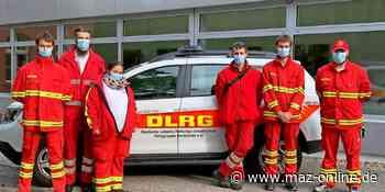 Borkheide - Sanitäter helfen in der Nachbarschaft - Märkische Allgemeine