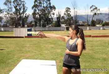 Marcela Cuaspud, la mejor de América en torneo virtual de pentatlón moderno - expreso.ec