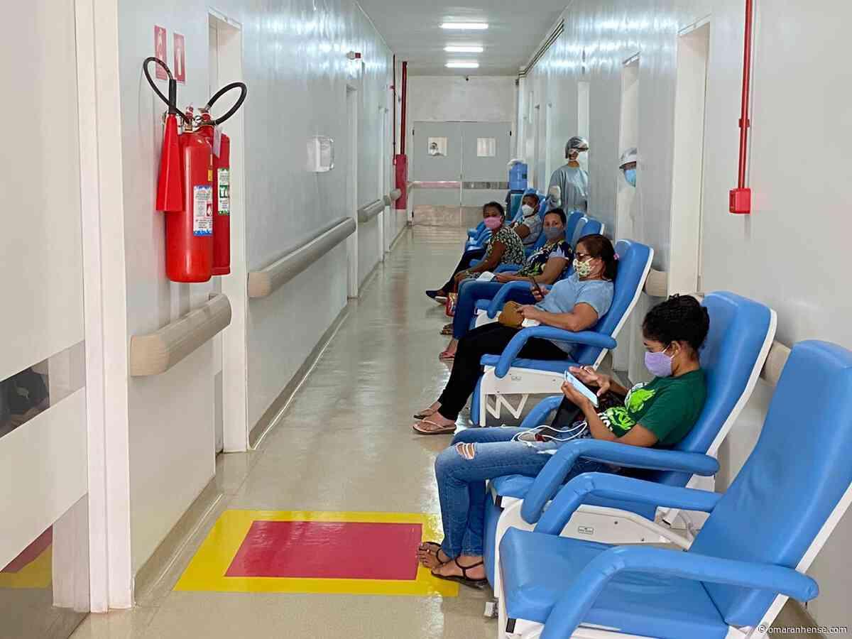 Governo disponibiliza ambulatório para atendimento a casos de Covid-19 em Chapadinha - O Maranhense