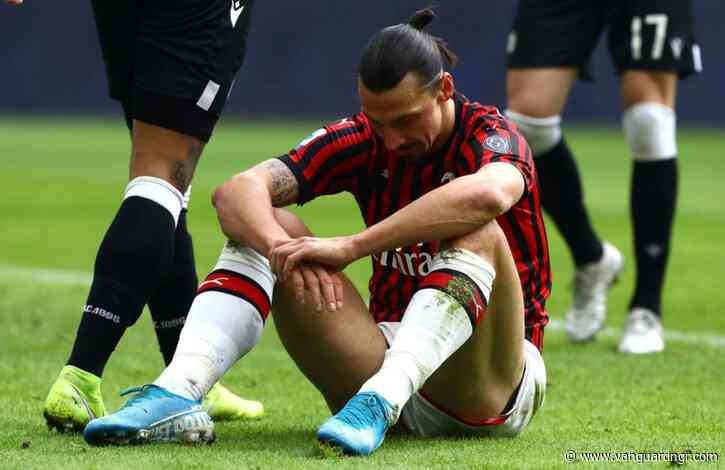 Ibrahimovic suffers potential Achilles injury ― Reports