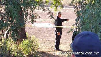 Con manos y pies atados encuentran a persona sin vida en Guaymas - Proyecto Puente