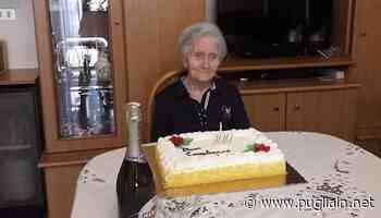 San Severo, Nonna Ada raggiunge il traguardo dei 100 anni di vita - Puglia In