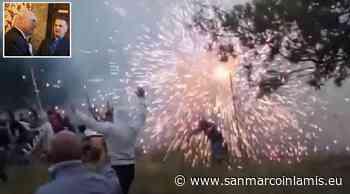 VIDEO|San Severo, Miglio condanna la batteria e il Prefetto convoca il comitato per la sicurezza e l'ordine pubblico - San Marco in Lamis