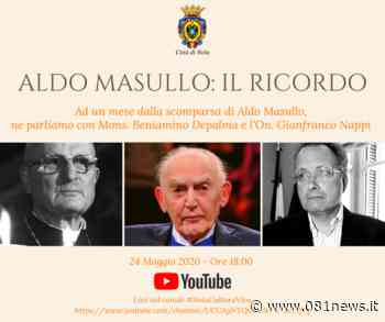 Nola: un evento virtuale per ricordare Aldo Masullo | - Nello