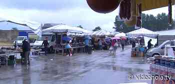 Nola - Riparte il Mercato di Piazza d'Armi - Videonola
