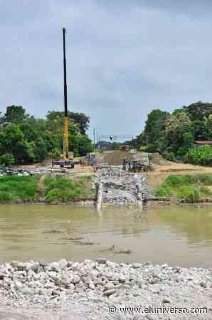 La Prefectura del Guayas estima que Colimes dispondrá de un nuevo puente en 6 meses - El Universo