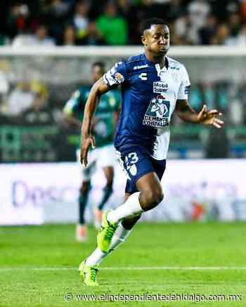 Regresaría Murillo a Colombia después del Pachuca - Independiente de Hidalgo