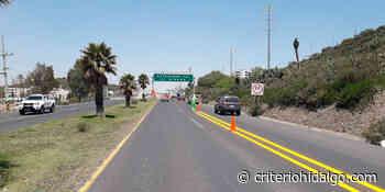 Anuncian cambios a la circulación sobre bulevar Colosio de Pachuca - Criterio Hidalgo
