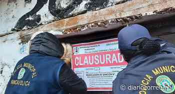 Huancavelica: Ampayan a 18 jóvenes libando dentro de local clandestino - Diario Correo